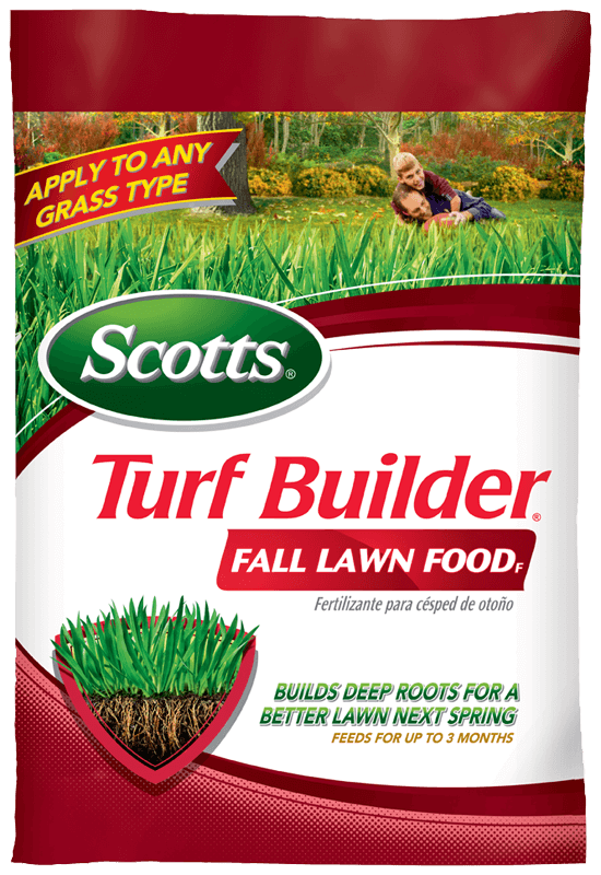 Product Scotts Winterguard Turf Builder Fall Lawn food for Florida