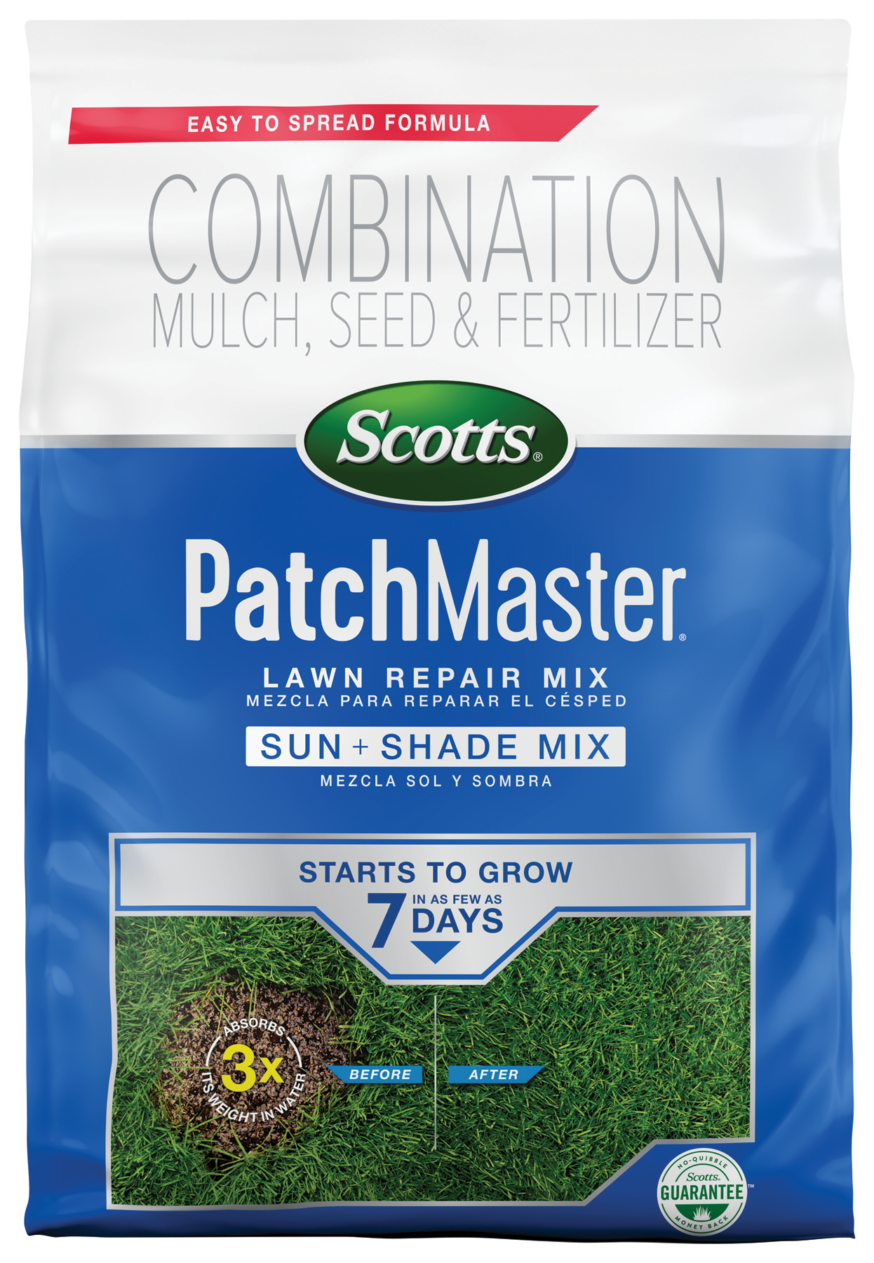 best lawn patch products