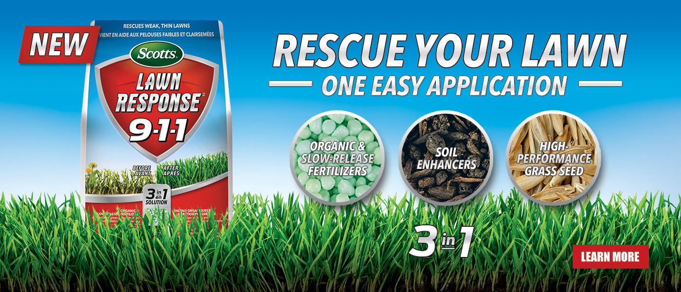 Rescue Your Lawn with Lawn Response 9-1-1