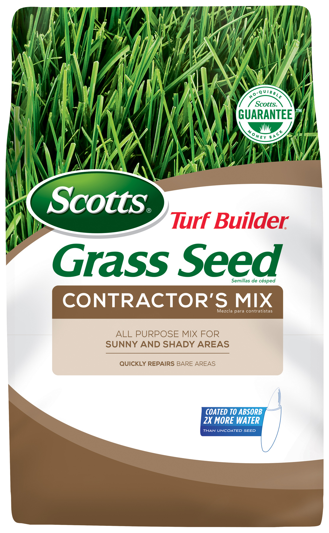 Scotts Turf Builder Gr Seed Contractor S Mix