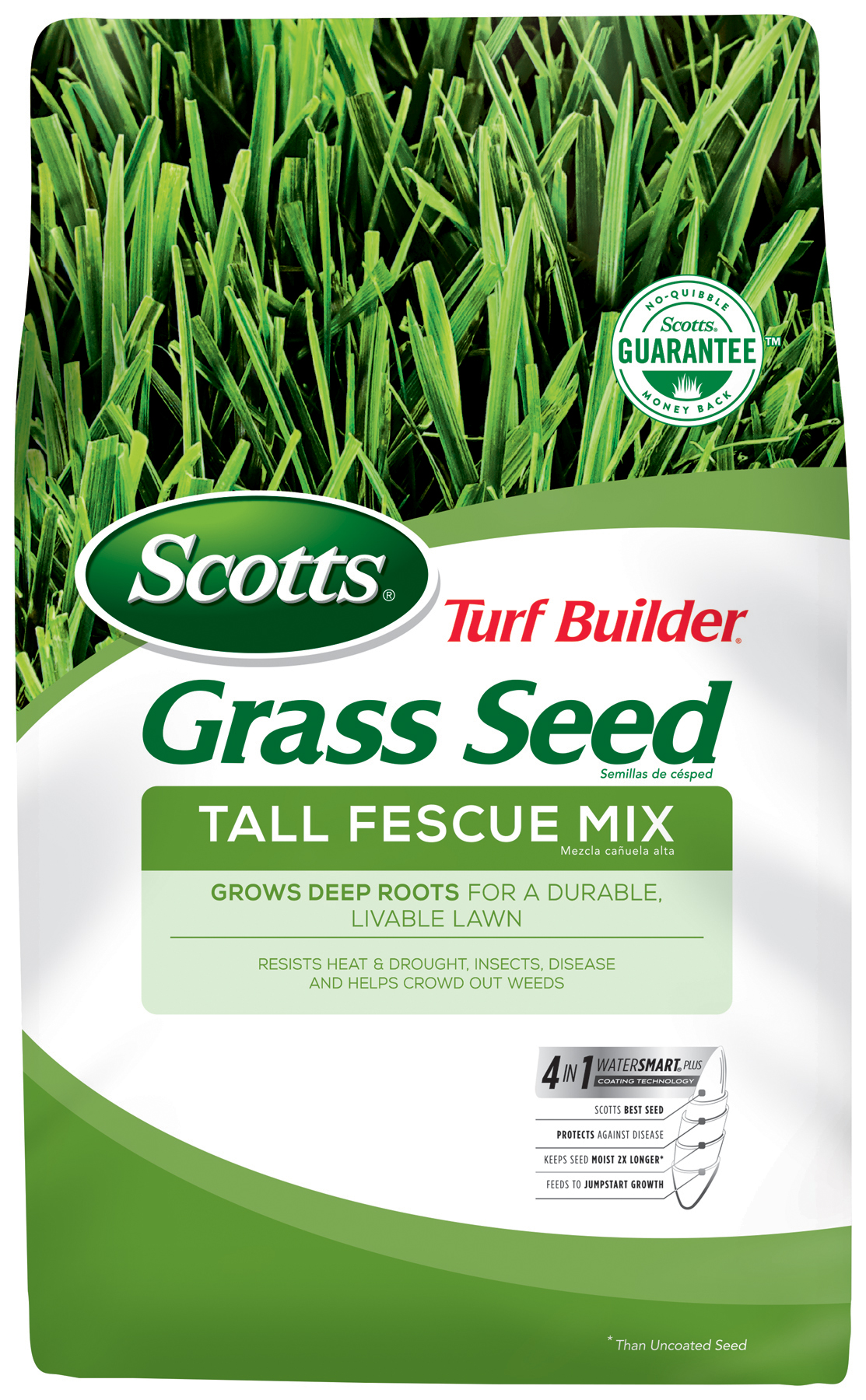 Scotts Turf Builder Gr Seed Tall Fescue Mix