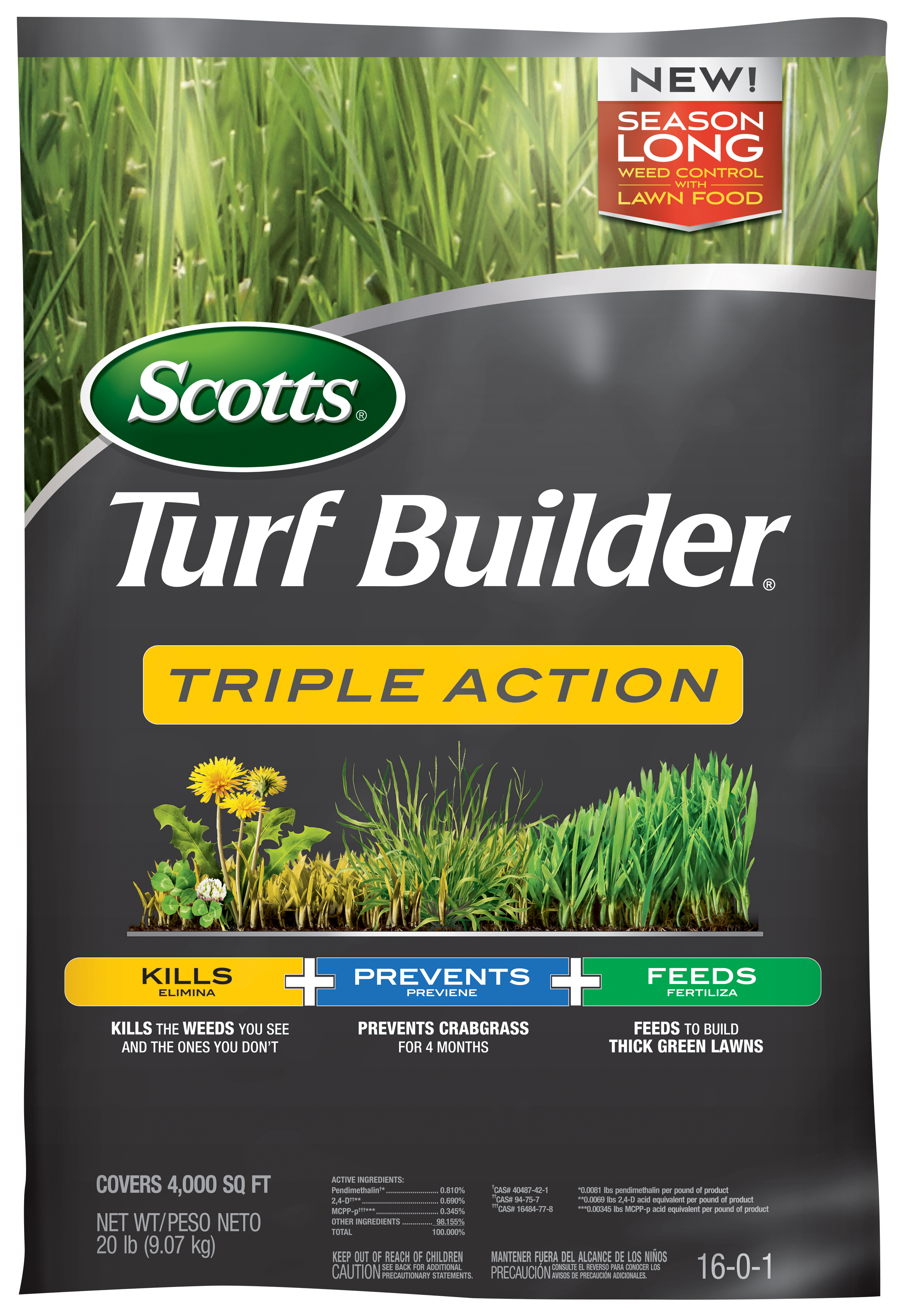 How To Control Oxalis Lawn Weeds Control Scotts