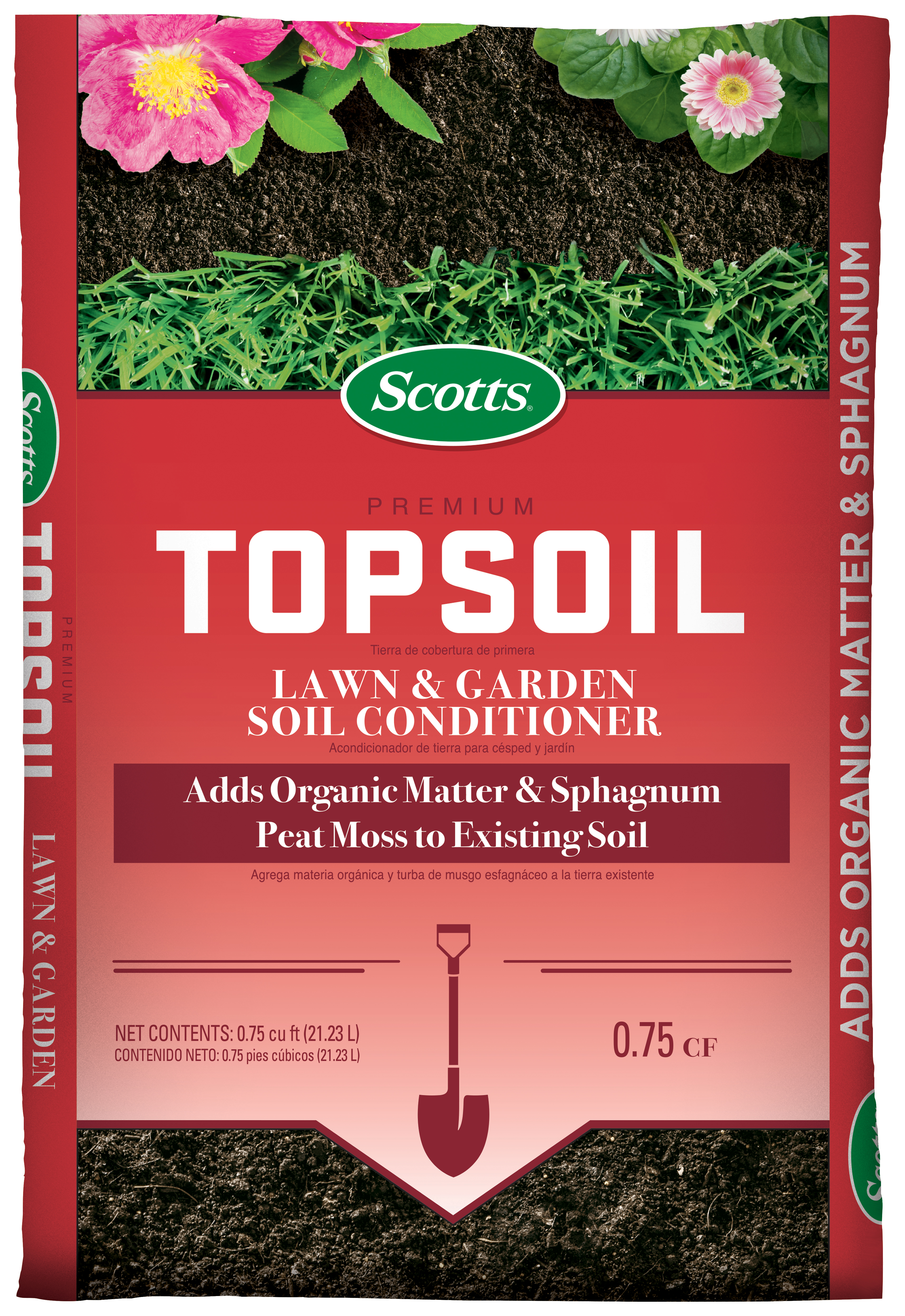 Scotts Premium Topsoil Scotts