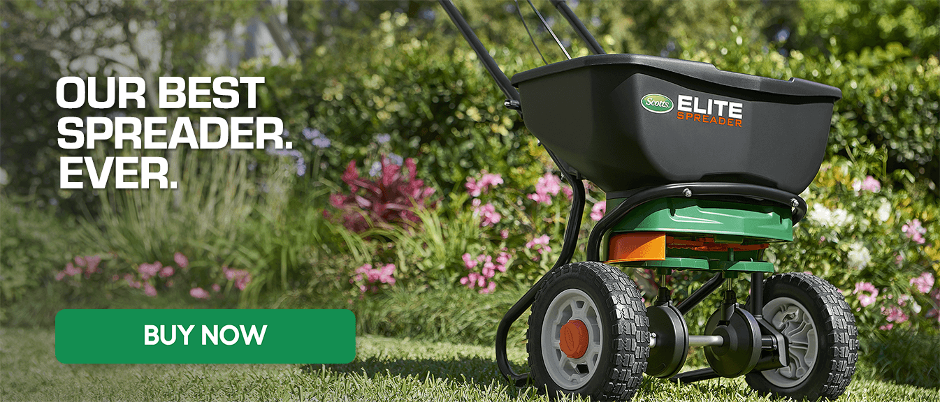 Our Best Spreader Ever - Elite Spreader - Buy Now