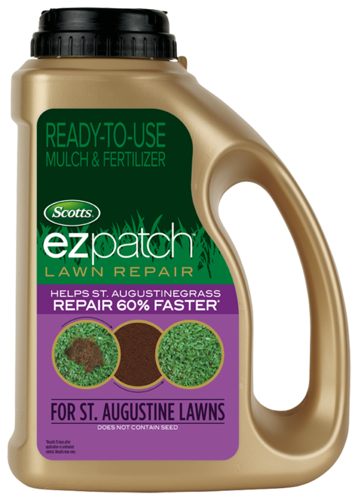 Scotts Ez Seed Patchtm Lawn Repair For St Augustine Lawns