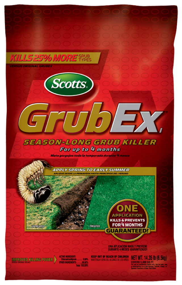 Insect Control And Grub Killer Scotts Grubex1