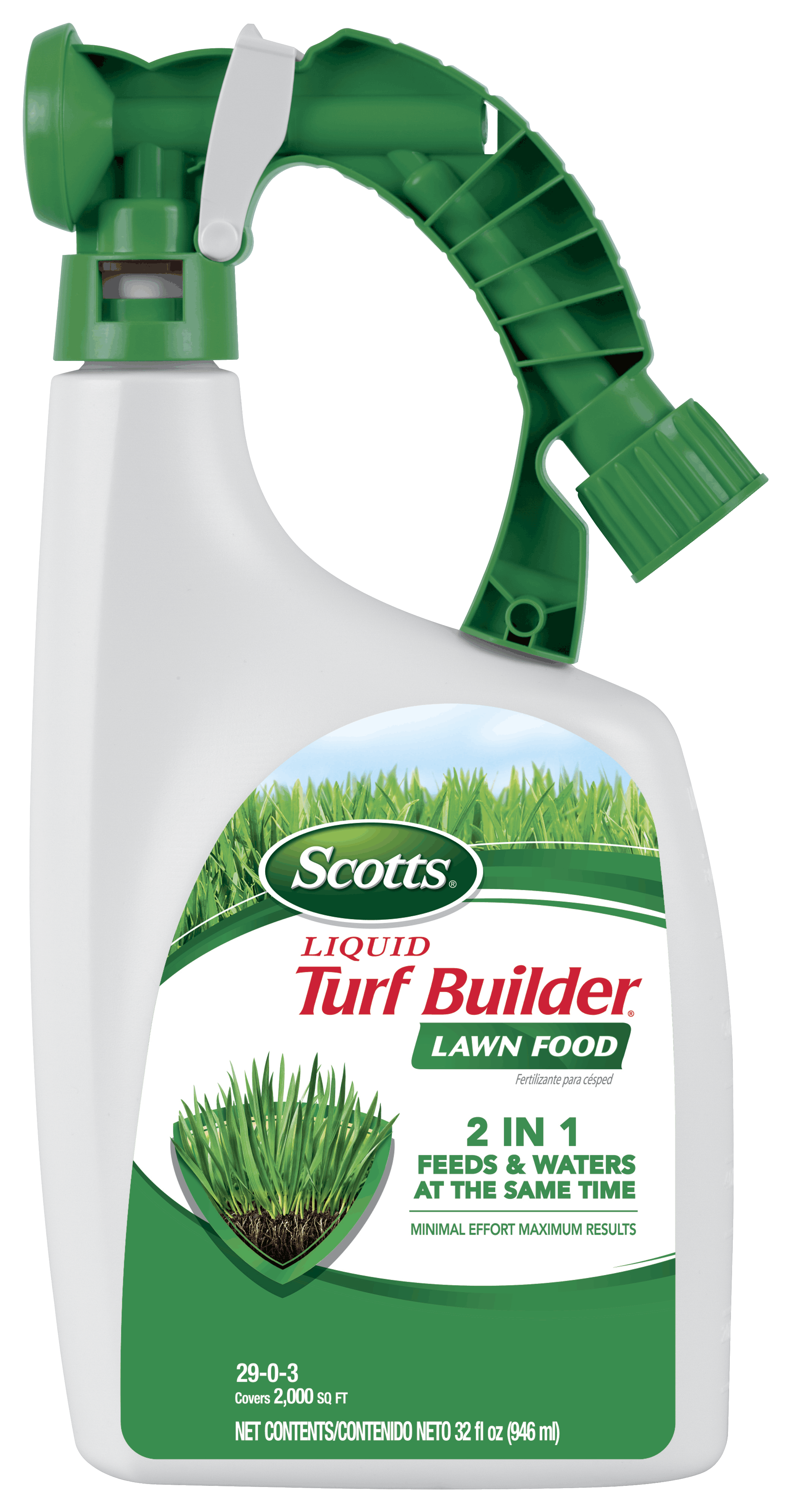 Scotts Liquid Turf Builder Lawn Food