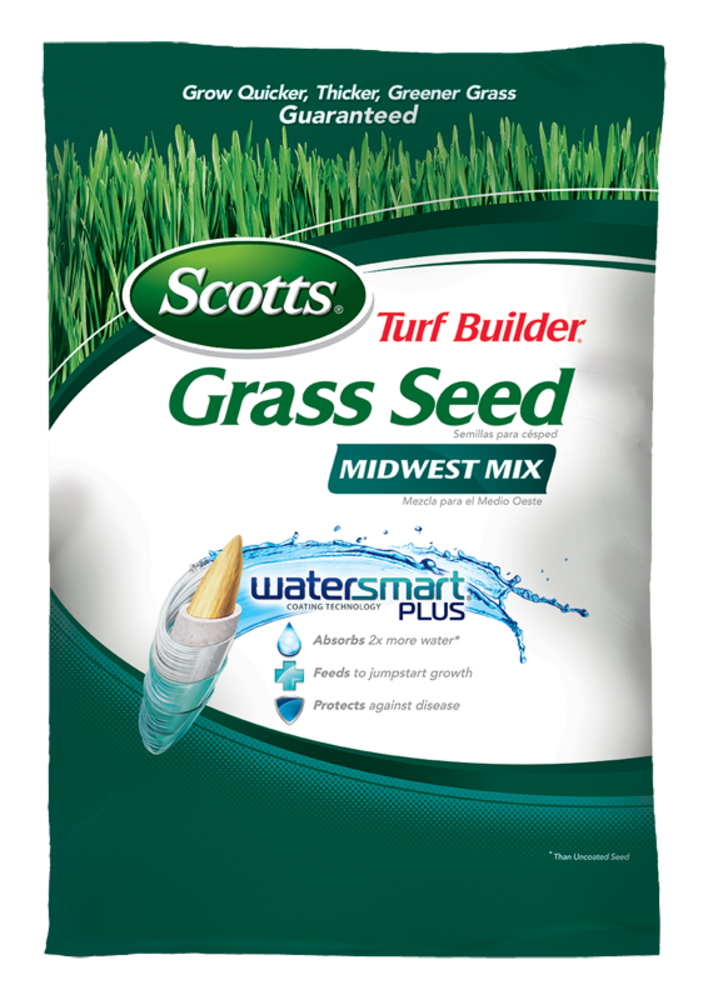 Scotts Turf Builder Grass Seed Midwest Mix Grass Seed Scotts - Us map of approximate crabgrass seed germination dates