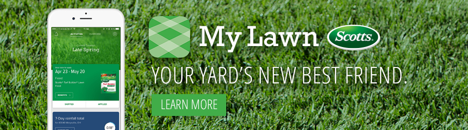 My Lawn App By Scotts