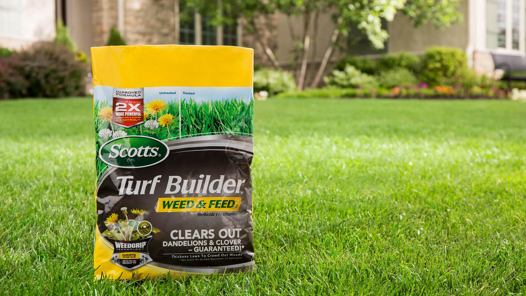 Want A Greener Lawn Timing Is Everything Scotts