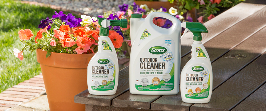 3 Steps To A Clean Patio Scotts