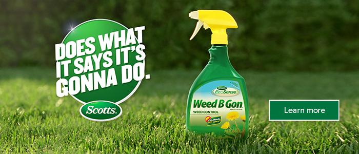 "Scotts Weed B Gon ""Does what it says it's gonna do"" image"