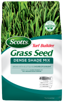 Scotts® Turf Builder® Grass Seed Dense Shade Mix