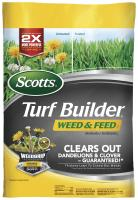 Scotts® Turf Builder® Weed & Feed
