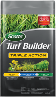 Scotts Turf Builder Triple Action Bag