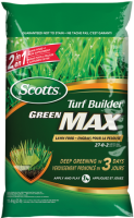 SCOTTS® TURF® BUILDER® GREENMAX™ LAWN FOOD 27-0-2