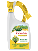 Product Packaging - Scotts® Liquid Turf Builder® with Plus 2® Weed Control