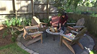 Build A Fire Pit - How to Build a Beautiful Communal Fire Pit Area