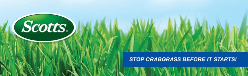 Scotts® Turf Builder® Halts Crabgrass Preventer with Lawn Food
