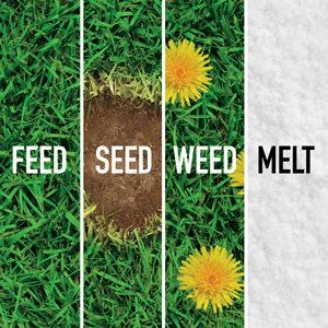 Use to Feed, Seed, Weed, or Melt