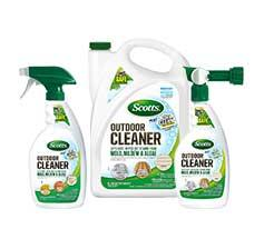 Scotts Outdoor Cleaners