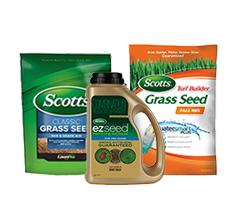 Scotts Grass Seed