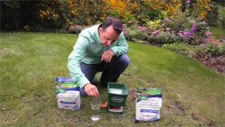 Lawn Care: Using Coated Seeds