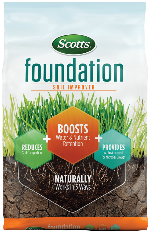 Package of Scotts® Foundation Soil Improver