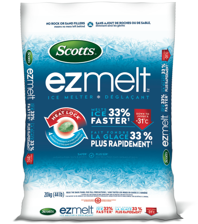 Transparent EZMelt Packshot
