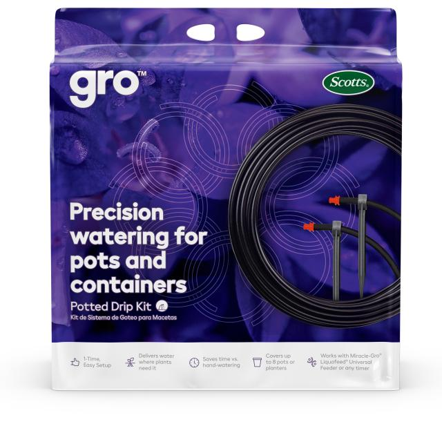 Gro™ Potted Drip Kit