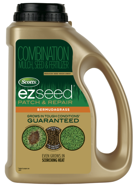 Scotts® EZ Seed® Patch & Repair Bermudagrass