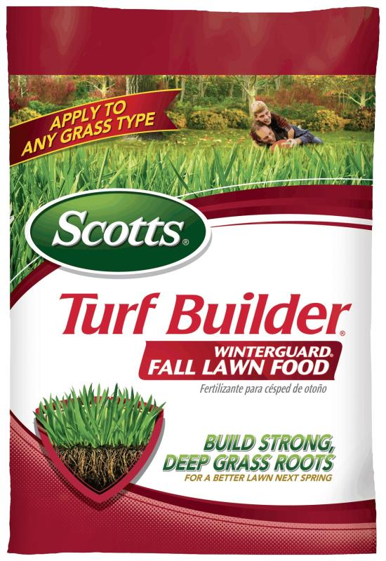 Scotts® Turf Builder® WinterGuard® Fall Lawn Food