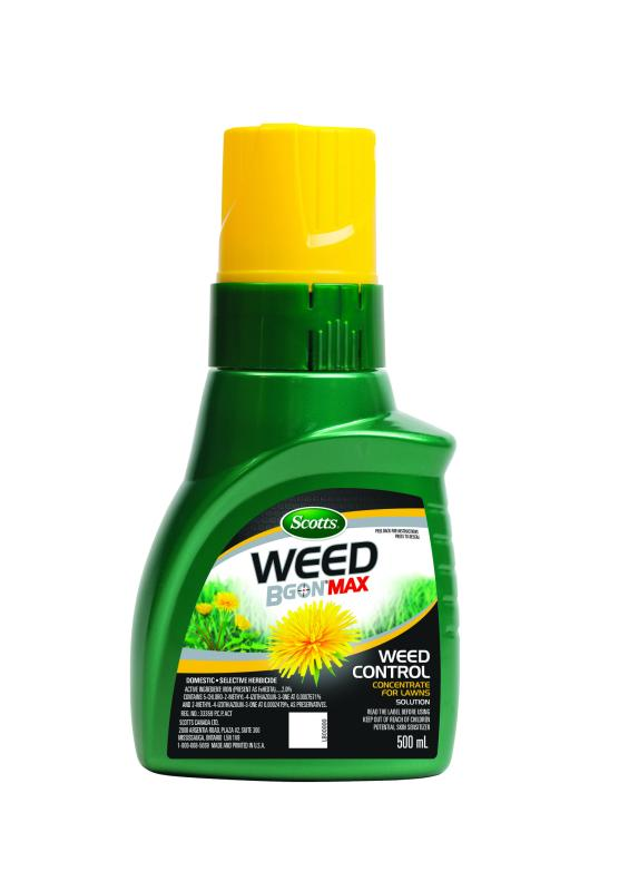 Scotts Weed B Gon MAX Concentrate Weed Killer Front
