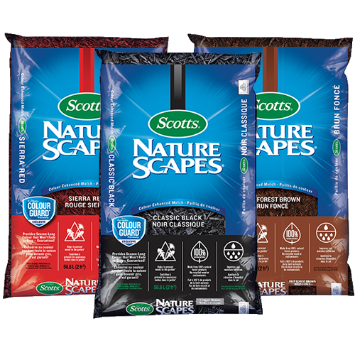 Nature Scapes Mulch Family