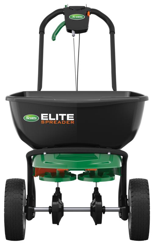 scotts elite spreader 2