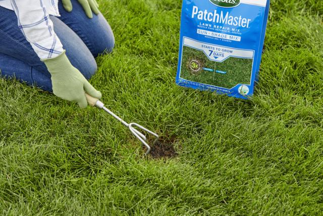 how to use patch master sun and shade