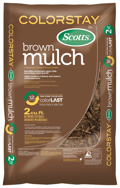 Colorstay Mulch Brown