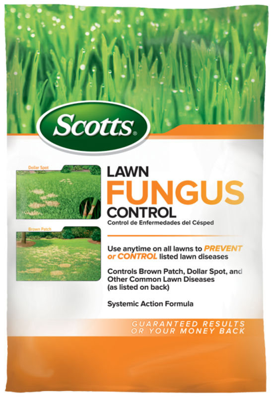 Scotts Lawn Fungus Control