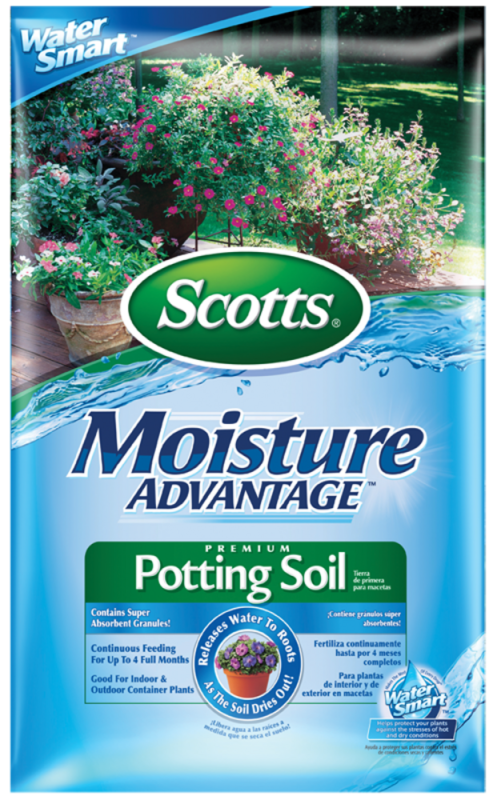 Moisture Advantage Potting Soil