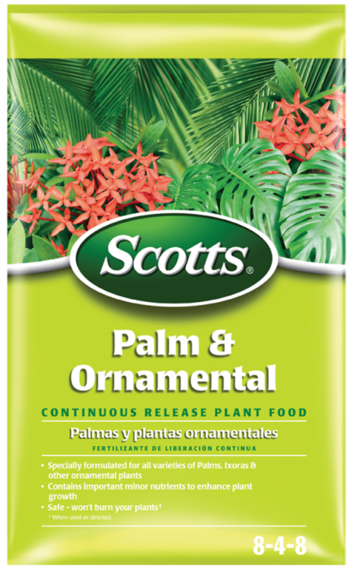 Palm and Ornamental Plant Food