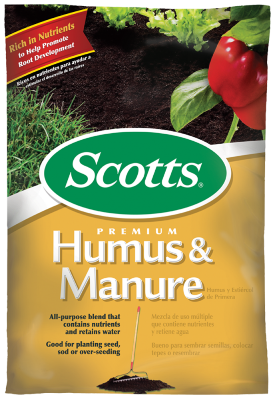 Premium Humus and Manure