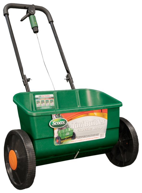 Scotts® Turf Builder® Classic Drop Spreader