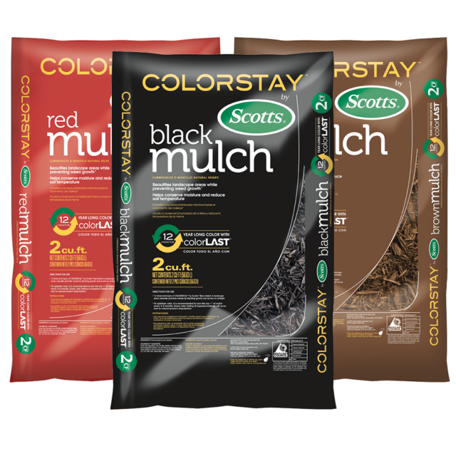 Mulch Colorstay By Scotts