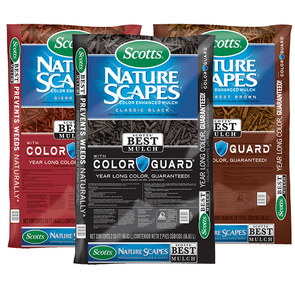 Scotts Nature Scapes Colored Mulch Scotts