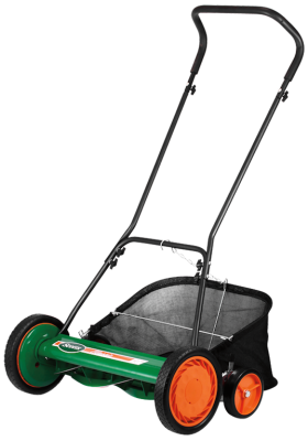 "Scotts® Classic 20"" Reel Push Mower with Grass Catcher"