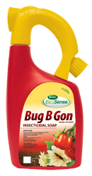 Scotts® EcoSense® Bug B Gon® Insecticidal Soap - 1 L Ready-to-Spray Hose End Attachment