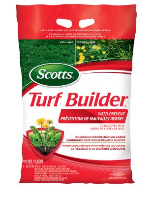 Scotts® Turf Builder® Weed Prevent Corn Gluten Meal