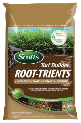 Scotts® Turf Builder® Root-Trients™ Lawn Food 27-0-4