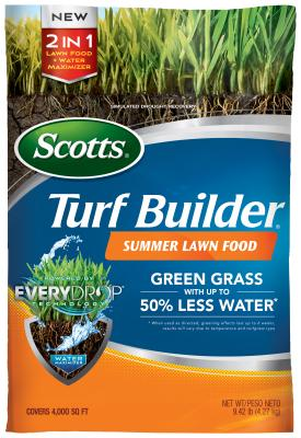 Scotts® Turf Builder® Summer Lawn Food