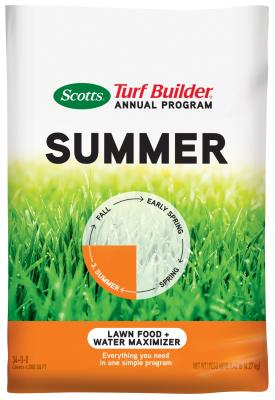 Scotts® Turf Builder® Annual Program Summer